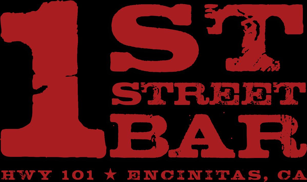 1st Street Bar Logo